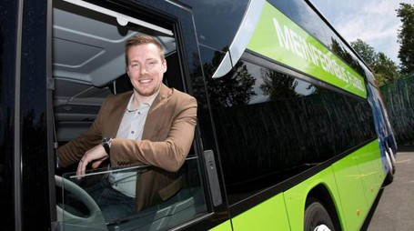 Andre Schwaemmlein, Ceo di Flixbus (Ansa)