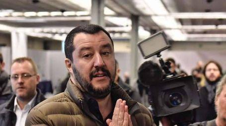 Salvini, condanna per parola clandestini