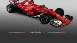Ferrari F1 2017, ecco la nuova Sf70H