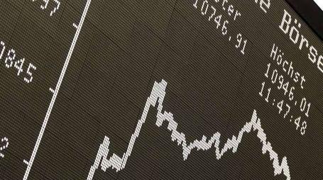 Borsa: Europa giù, Milano e Parigi -0,6%