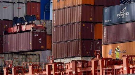 Cina primo partner commercio Germania
