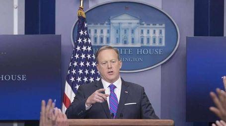 Cnn e Nyt esclusi briefing Casa Bianca
