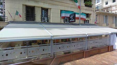 Il ristorante Pulcinella di Montecarlo dove è stato ucciso il cuoco italiano (street view)