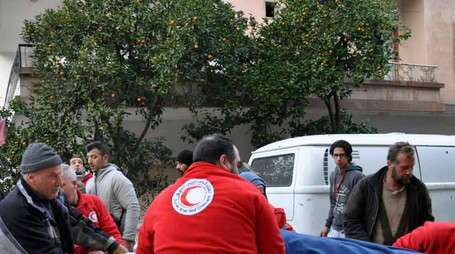 Siria: attacchi kamikaze Homs, 30 morti