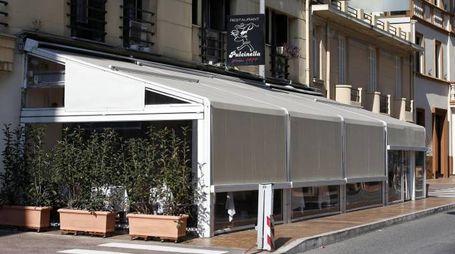 Il ristorante di Montecarlo dove è stato ucciso il cuoco italiano (Ansa)