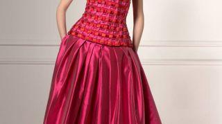 Raffaella Curiel apre il suo atelier d'alta moda in via Montenapoleone