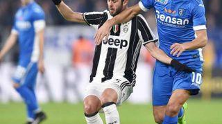 Juventus-Empoli 2-0