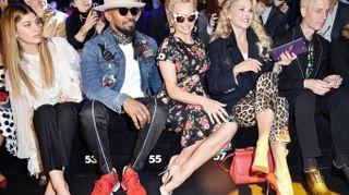 Da Pamela Anderson a Hamilton, gli ospiti di Dolce & Gabbana