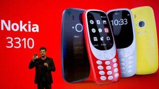 Nokia 3310, il ritorno. Un telefono fatto per telefonare