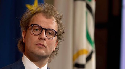 Il ministro Luca Lotti (Imagoeconomica)