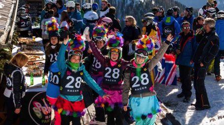Lo Spring Race Party uno degli eventi clou in Val Gardena