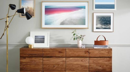 The Frame, la nuova TV di Samsung