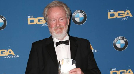 Ridley Scott - Foto: ZUMA - RED CARPET - SADOU/ADMEDIA