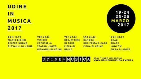 Udine in Musica