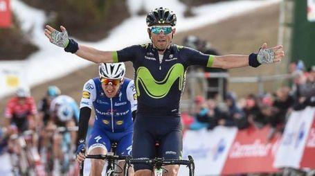 Un implacabile Alejandro Valverde conquista a La Molina la 4ª vittoria stagionale (Getty)