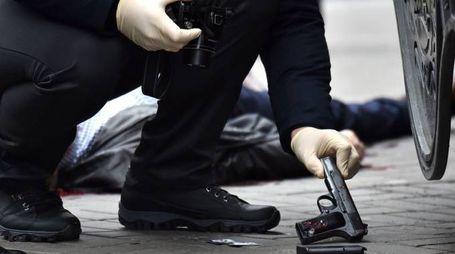 Ucciso a Kiev l'ex deputato russo Denis Voronenkov (Afp)