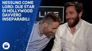 Ryan Reynolds e Jake Gyllenhaal: pazza intervista