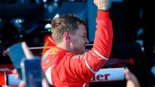 Formula 1, Vettel vince il Gp d'Australia. Festa Rossa