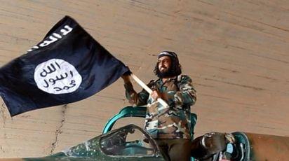 Raqqa, la diga di Tabqa sta per crollare (Olycom)