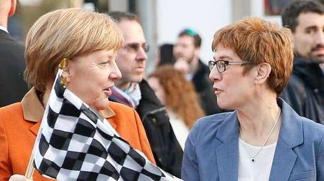 Germania: Saarland, Cdu in testa al 40%