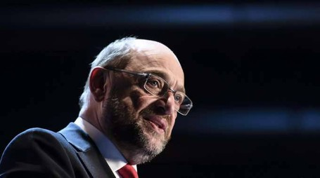 Schulz, non è buona giornata per Spd