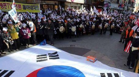 Corea Sud: procura vuole arresto Park