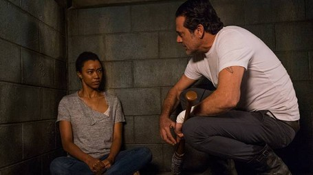 Una scena di 'The Walking Dead', episodio 15 – Foto: Gene Page/AMC
