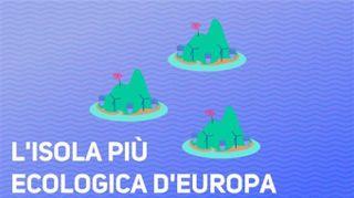 Un'isola di turbine: il grande progetto europeo