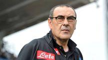Maurizio Sarri (Lapresse)