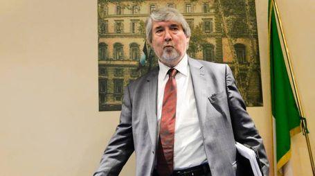 Il ministro del Lavoro, Giuliano Poletti (ImagoE)
