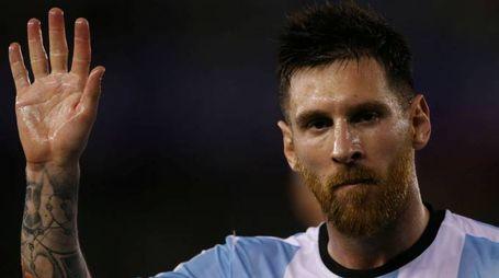 Messi squalificato 4 turni per gli insulti agli arbitri in Argentina-Cina (Reuters)