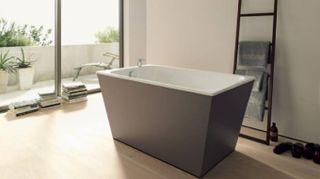 Vasche da bagno piccole ma funzionali