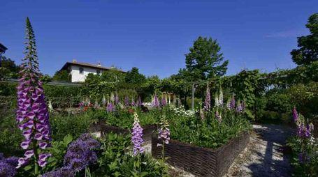 Il Giardino di Palazzo Varignana del circuito Grandi Giardini Italiani
