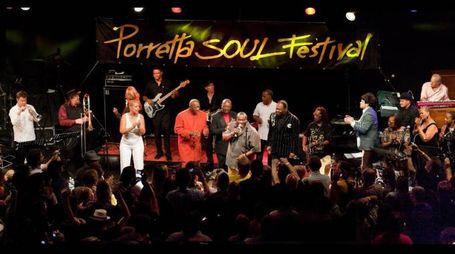 Il Porretta Soul Festival (foto Alberto Terrile)