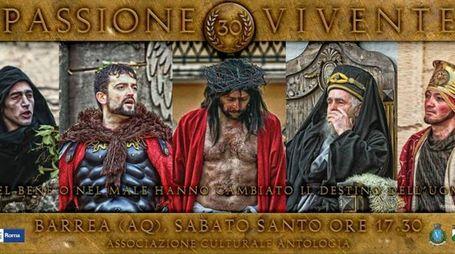 La Passione Vivente di Barrea @www.facebook.com/Passione-Vivente-di-Barrea-AQ-359076300867