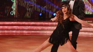 Ballando con Stelle, scontro Parietti-Lucarelli
