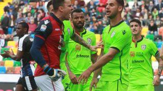 Serie A: Udinese-Cagliari 2-1