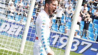 Serie A: Sassuolo-Napoli 2-2