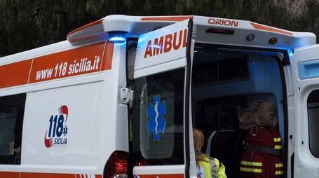 Bimba muore in incidente auto a Palermo