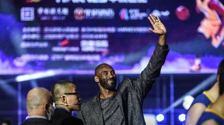 Kobe Bryant (LaPresse)