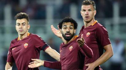 La Roma condanna il Pescara alla B (Afp)
