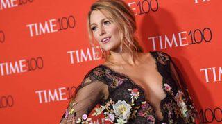Time 100 Gala, Blake Lively scollatura sexy ma con stile