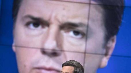 Orlando, referendum se Renzi guarda Cav