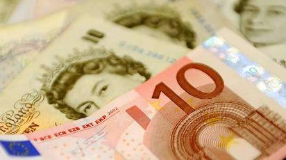 Euro supera 1,09 dlr dopo inflazione