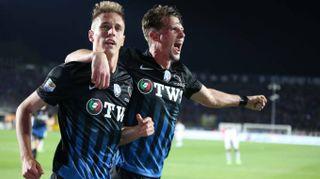 La Juve bloccata a Bergamo sul 2-2