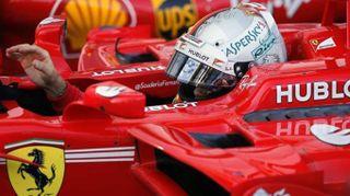 F1: Russia, prima fila Ferrari. Vettel in pole