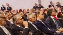 Riccardo Illy in cda Banca P. Cividale