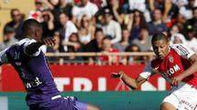 Ligue1:Monaco-Tolosa 3-1,aspettando Juve