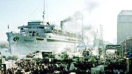 Gustloff, il transatlantico tedesco affondato dai russi