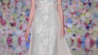 Carlo Pignatelli, in passerella l'Haute Couture degli abiti da sposa
